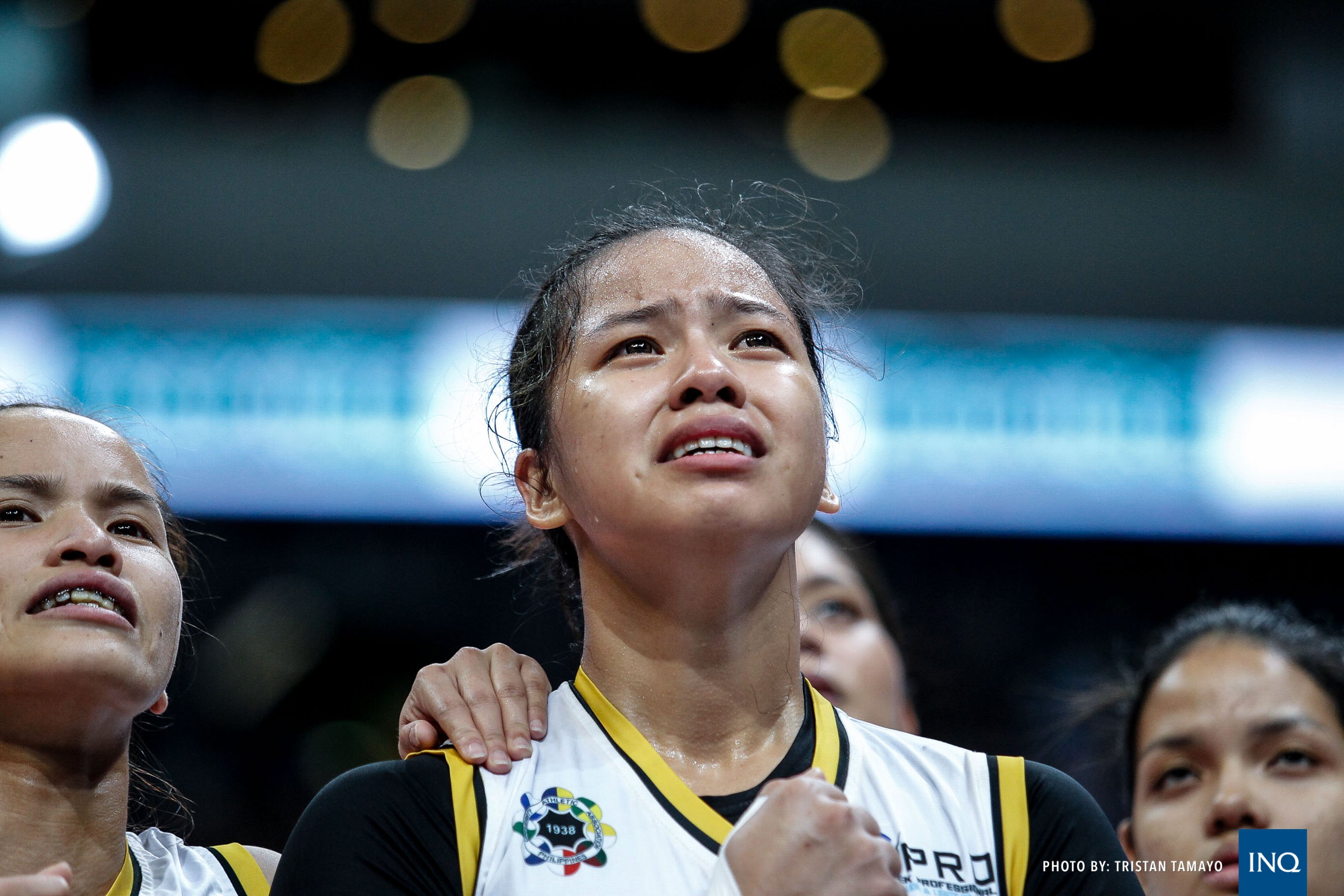 Eya Laure UST Golden Tigresses