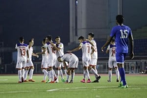 Azkals friendly vs Turkmenistan scrapped; Rota hurt
