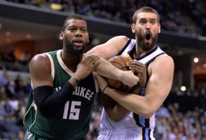 Grizzlies' Marc Gasol out indefinitely with broken right foot