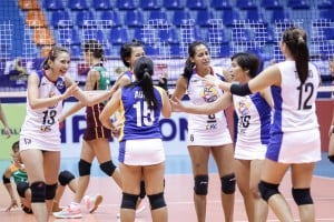 Petron, Army seize share of Superliga lead