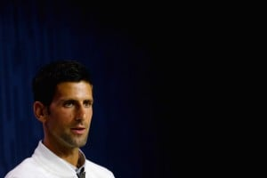 I'm not 100 percent, admits 'electric' Djokovic